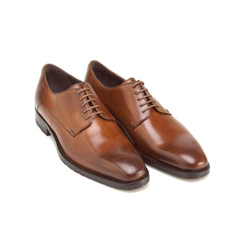 leather shoes hugo black shoes leather cladd business shoes