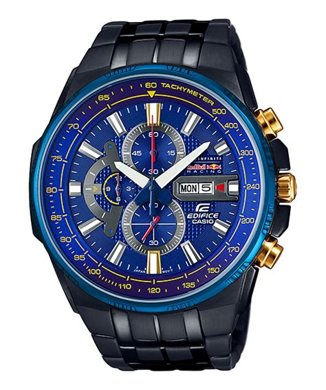 Casio Edifice Efr 541 Infiniti Racing Black promo edifice infiniti bull racing limited edition