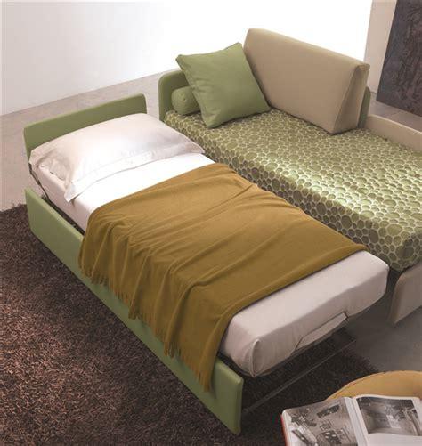letto a estraibile letto singolo con letto estraibile la casa econaturale