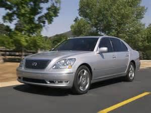 2006 lexus ls 430 review top speed