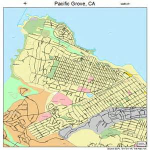 pacific grove california map 0654848