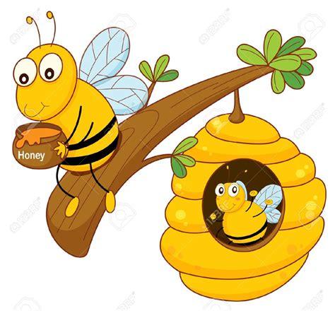 Free Honey Bee Clip by Beehive Honey Bee Bee Clip Vector Clip Clipart
