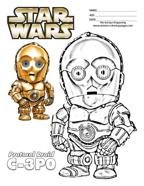 printable star wars characters 42 best images about coloring pages on pinterest