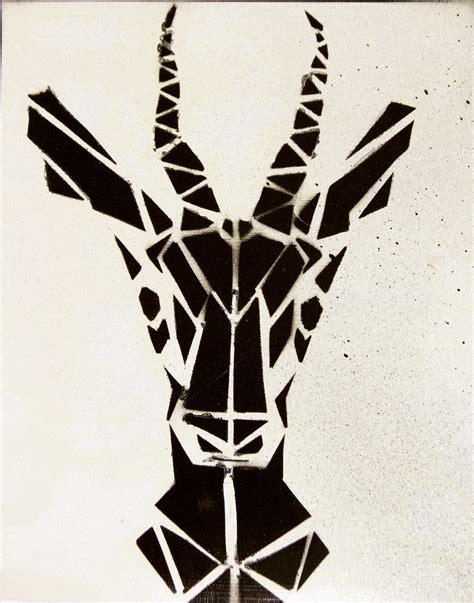 stencil pattern artists art gallery natalia s stencil art pinterest