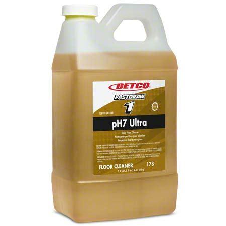 ph7 ultra floor cleaner betco 174 ph7 ultra neutral daily floor cleaner 5 gal pail