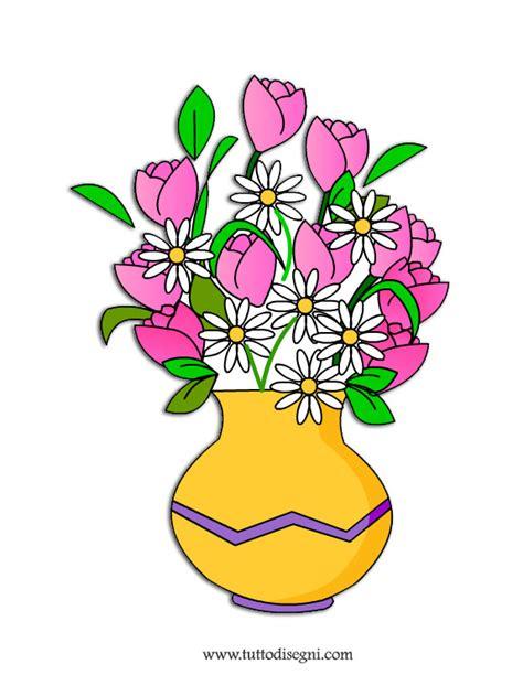 vaso con fiori vaso con fiori tuttodisegni