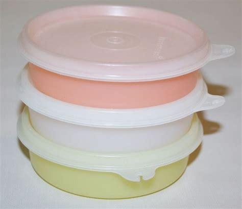 Pretty Pastel Cups Tupperware 153 best images about vtg kitchen pastels on