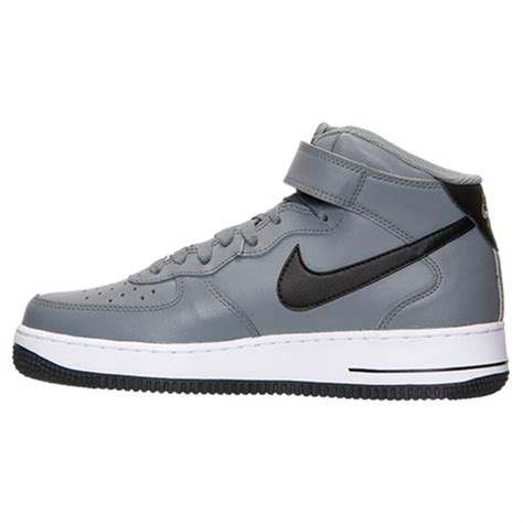 big discount nike air 1 mens casual shoes grey