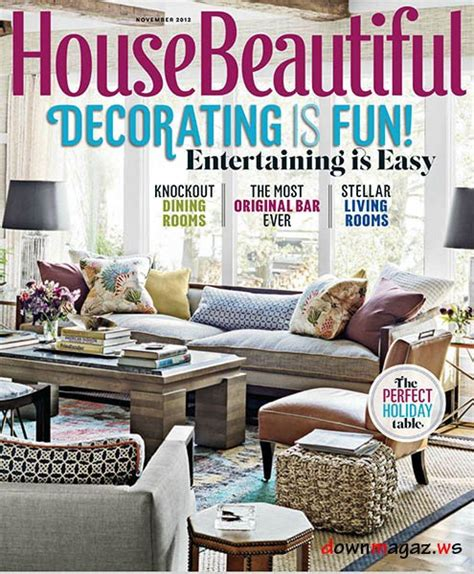 house beautiful subscription house beautiful november 2012 187 download pdf magazines