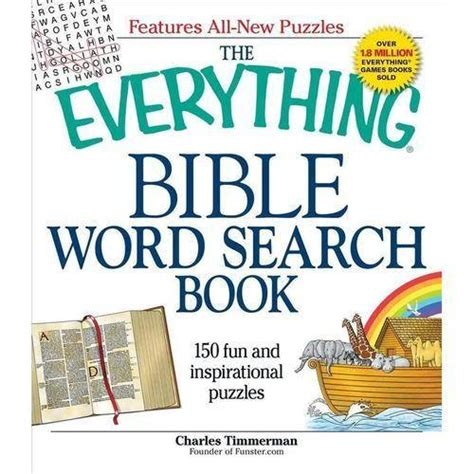 everything bible word search book 150 and