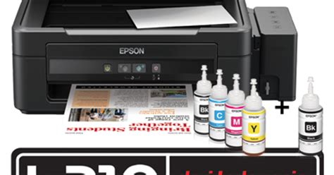 Printer Epson L210 Di Semarang cara reset printer epson l110 l210 l350 l355 syscom indonesia