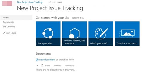 sharepoint issue tracking template managing issues in sharepoint in three easy steps