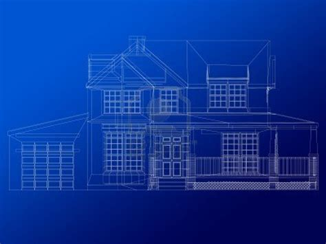 home building blueprints blueprint for building a house modern house
