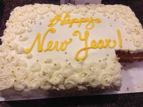 new years cake new years cake