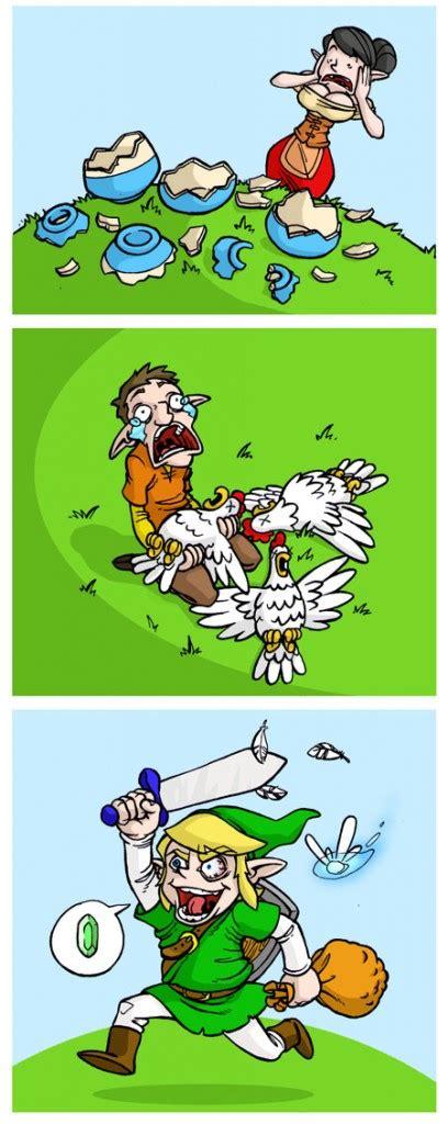 imagenes chistosas de zelda imagenes graciosas de link taringa