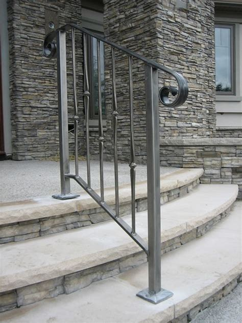 Wrought Iron Handrail 33 Wrought Iron Railing Ideas For Indoors And Outdoors