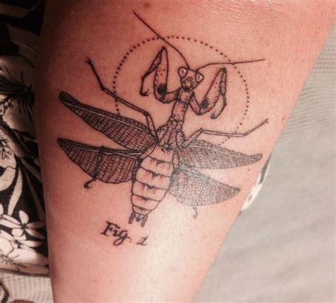 preying mantis tattoo 8 best praying mantis tattoos images on