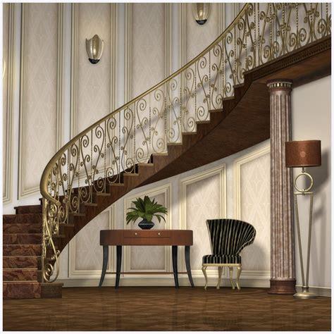 grand foyer grand foyer corner 3d models grayclouddesign
