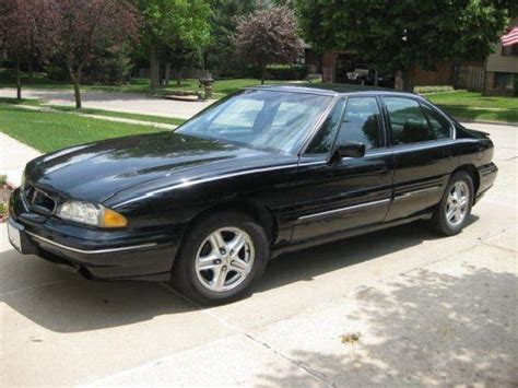 Pontiac Bonneville 1996 by Black 1996 Pontiac Bonneville Used Cars Mitula Cars