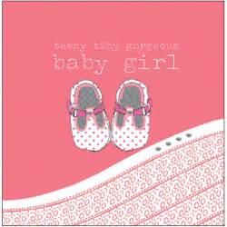 shoes new baby card