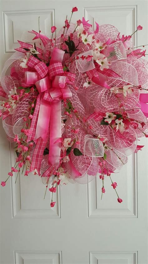1110 best spring and summer wreaths images on pinterest spring 1658 best images about spring and summer deco mesh wreaths