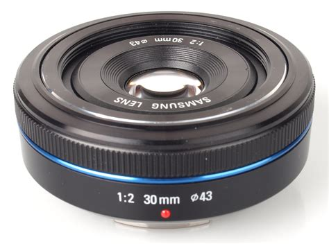 Samsung F2 samsung 30mm f 2 nx pancake lens review