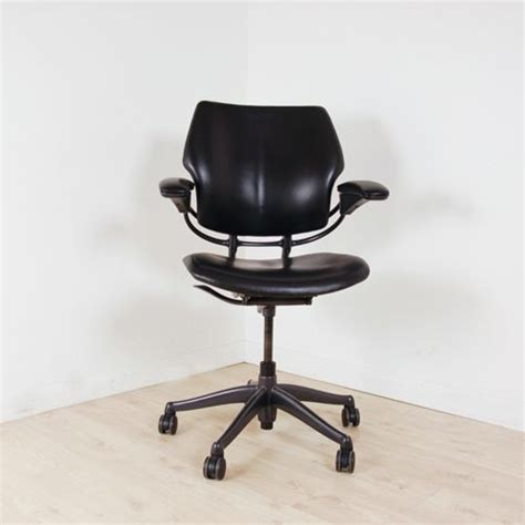 humanscale freedom task chair uk humanscale freedom operator chair black leather