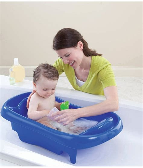 first year bathtub the first years sure comfort deluxe newborn to toddler tub