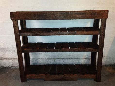 Shoe Rack Entry Table Pallets Shoe Rack Or Entry Table Pallet Ideas