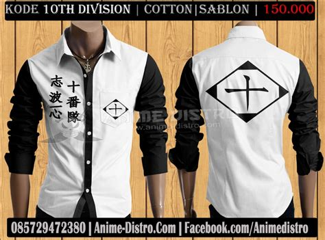 anime distro toko online pakaian jaket kaos anime 171 narutobleachlover