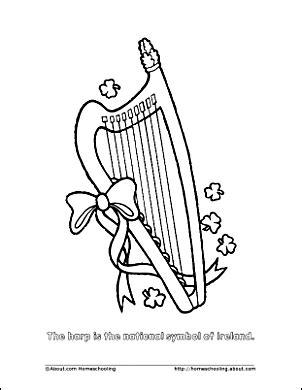 leprechaun coloring page pdf st patrick s day wordsearch printables