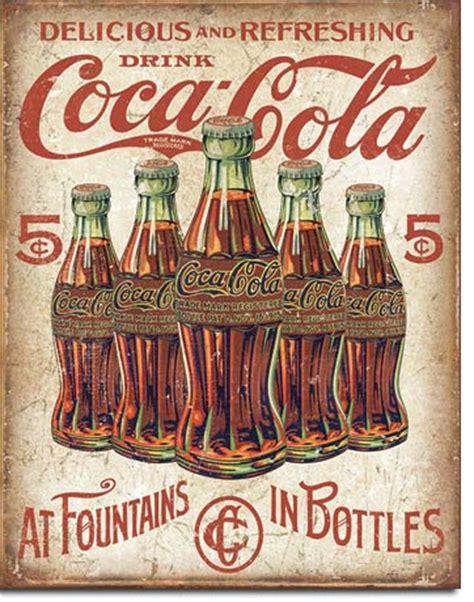 imagenes retro coca cola retro coca cola tin sign mainly nostalgic retro tin
