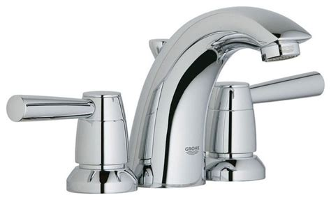 4 inch bathroom faucet grohe arden 4 inch mini widespread lavatory faucet