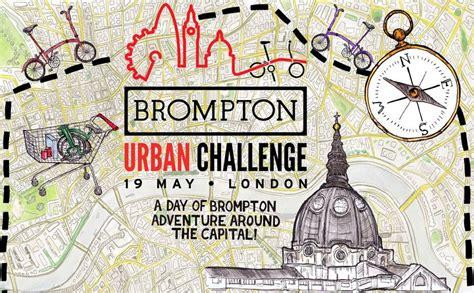 Tshirt Brompton Challenge pin do a helder barradas em brompton