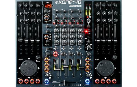 Mixer Allen Heath Second xone 40 mixer from allen heath