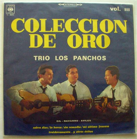 los panchis 34 best images about trio los panchos on pinterest south
