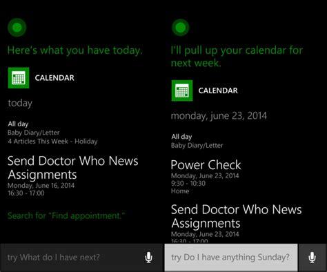 Show Me My Calendar Cortana Show Me My Calendar Myideasbedroom