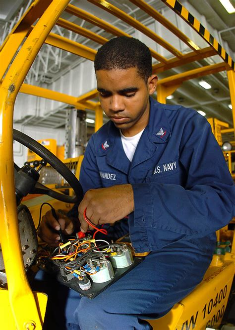 Forklift Technician by Sea Harvest Forklift Mechanic Apprenticeship