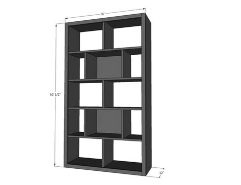 How To Build A Bookcase Build A Subway Tile Bookcase Kids Bedroom Tutorials