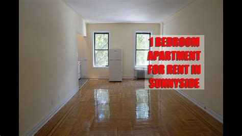 bedroom apartment  rent  sunnyside queens nyc youtube