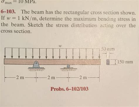cross sectional area of a beam the beam has a rectuangular cross sectional area s