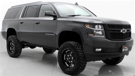 chevrolet suburban lifted lifted 2016 chevrolet suburban lt luxury lifted trucks