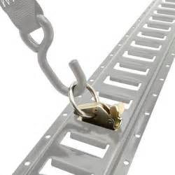 E Track Cargo Management System A And E Track Tie Ring Tie Downs And Ratchet Straps