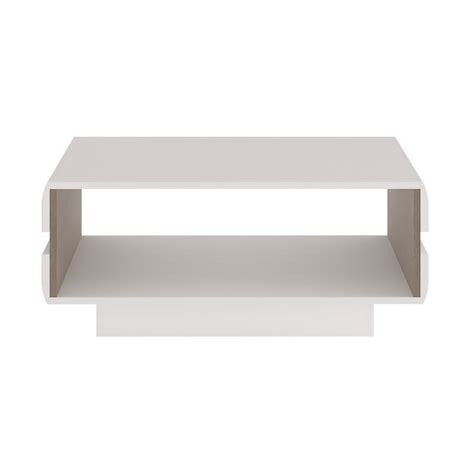Small White Coffee Table Small White High Gloss Coffee Table Homegenies