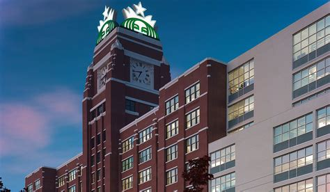 Starbucks Corporate Office Address by Coughlin Porter Lundeen