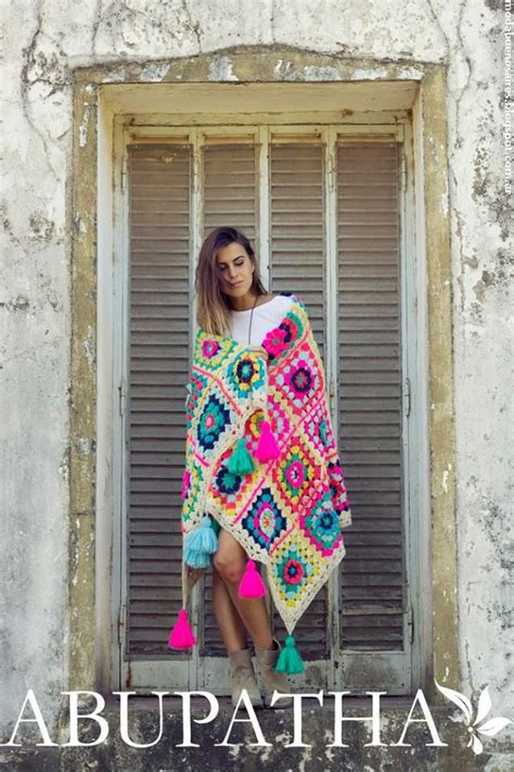 invierno 2016 moda en sweaters sacos y ponchos tejidos invierno 2016 2174 best crochet clothing inspiration images on pinterest