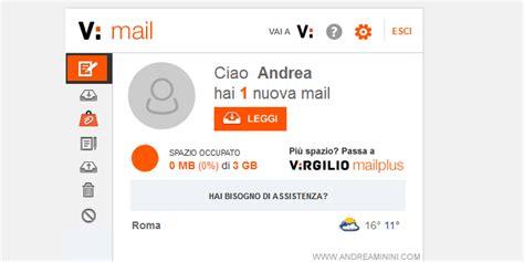 virgilio mobile login virgilio mail come creare un email gratuita posta