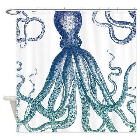 octopus shower curtain anthropologie 25 best ideas about octopus shower curtains on pinterest