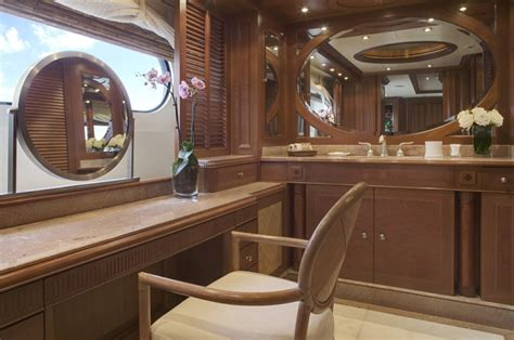 Cabin Changing Room by Jo Yacht Master Cabin Dressing Room Yacht Charter