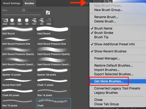reset brush tool photoshop photoshop brush presets